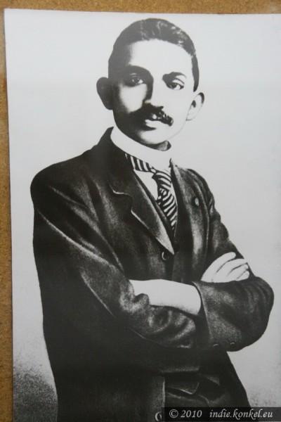 Młodziak Gandhi