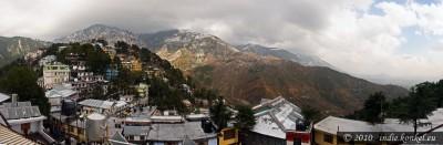 Daramsala/ McLeod Ganj- panorama