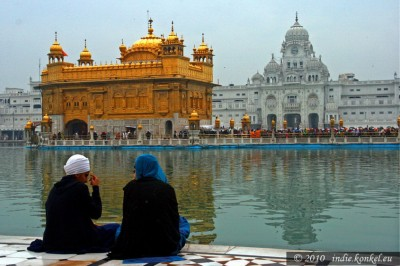 Golden Temple, Amtritsar