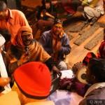 Śpiewająca ekipa, Varanasi. Zobaczcie video!