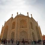 14 Agra- Taj Mahal perspective edit