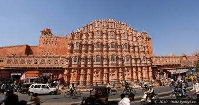 Jaipur- Palace of Winds
