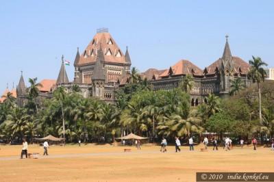 Energiczne miasto! Mumbai
