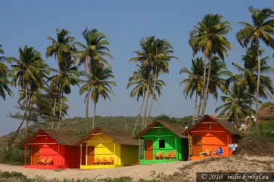 Okolice Vagator (Goa)